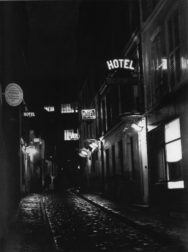 Brassai - No 27 of Paris After Dark, 1933_phixr