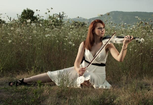 Foto Sofia violino