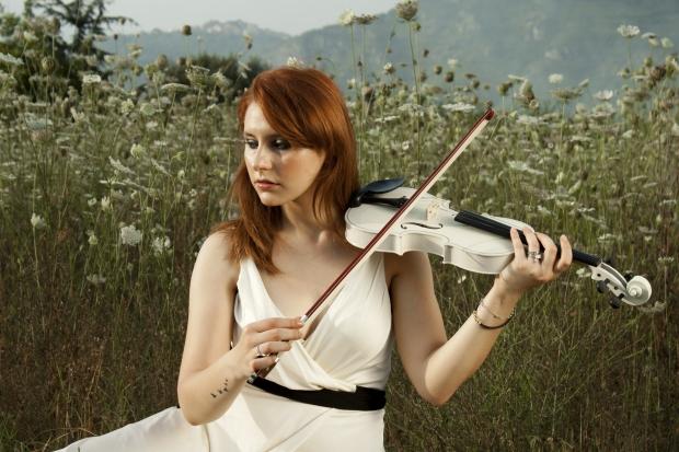 Foto Sofia violino3