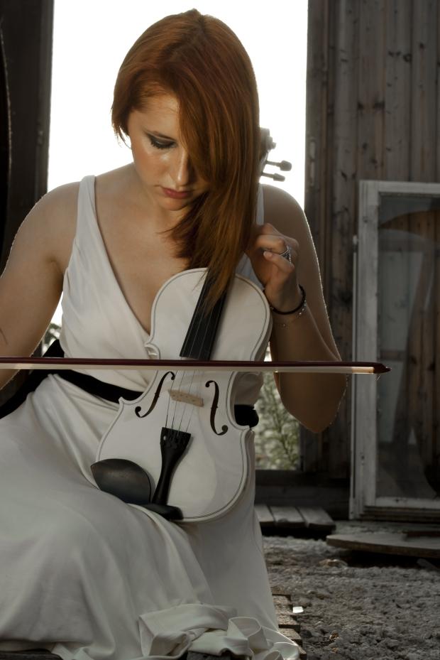 Foto Sofia violino7