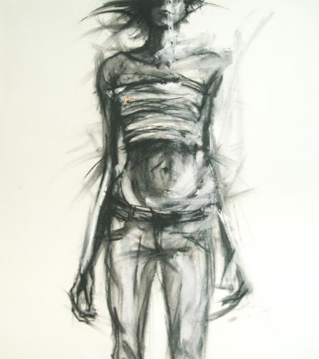 sant'agata(chiusa nei suoi jeans), 2007