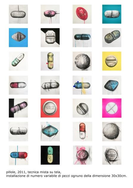 stefania gagliano 3 - pillole, 20112012