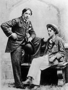 Oscar Wilde ed Alfred Douglas