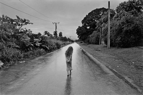 Caminos de lluvia cuba