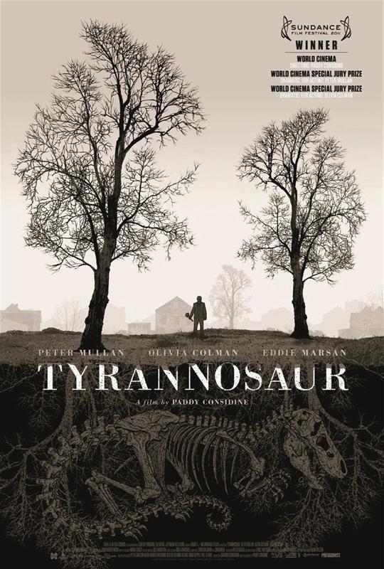 Tyrannosaur-poster-002