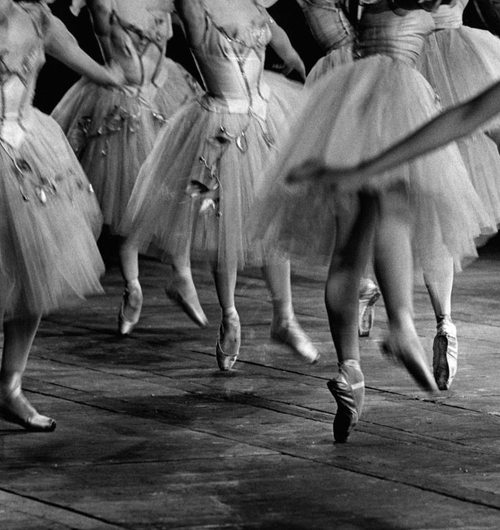 Ballet Paris Opera, 1960