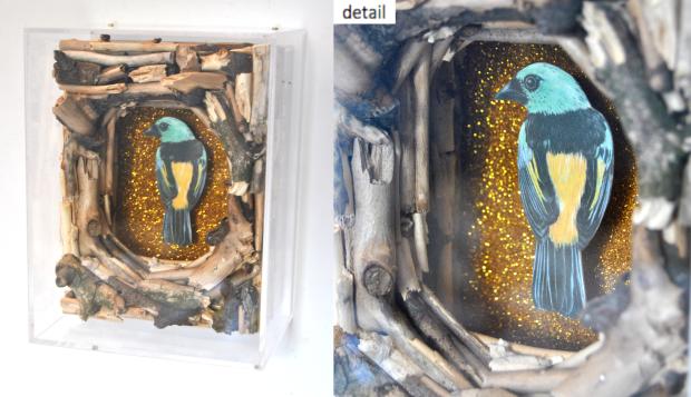 4. Custode, 2014 (19 x 15 x 11 cm)