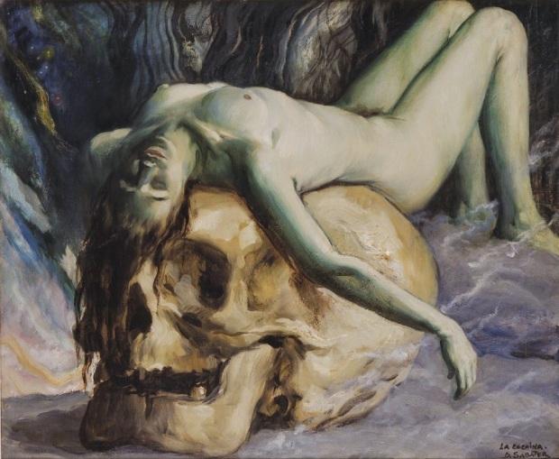 Daniel Sabater y Salabert - La Cocaína (1932)