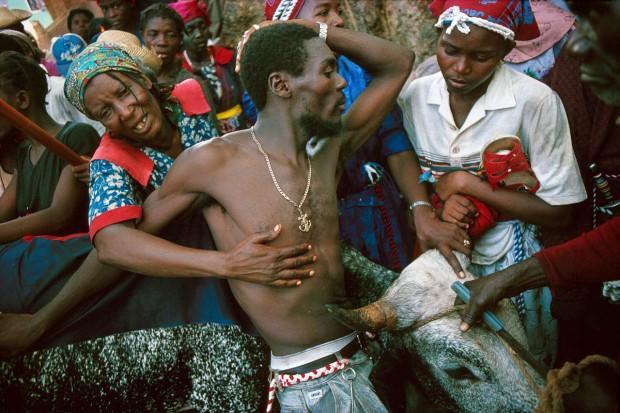 LE VAUDOU EN HAITI