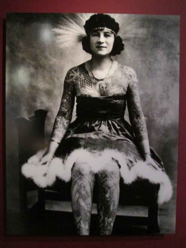 "Anna ""Artoria"" Gibbons, 1920"