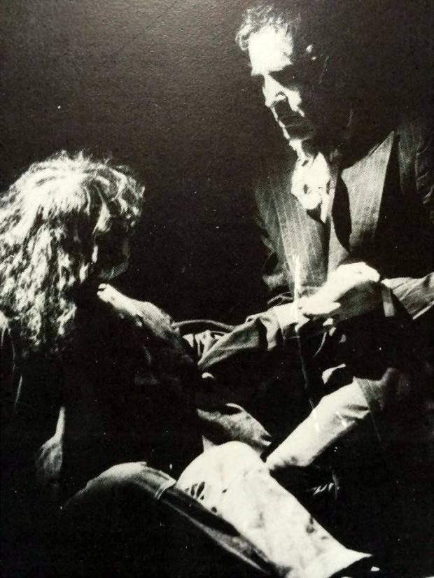 77 un compagno di provincia, 1979 laboratorio teatrale del Palazzo Mazzancolli