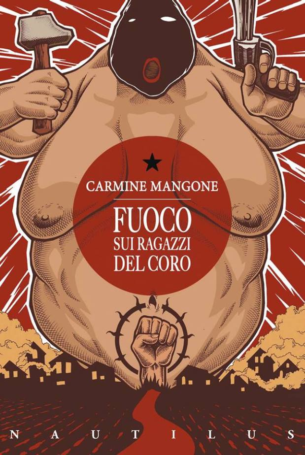 Copertina ad opera di Marco Castagnetto
