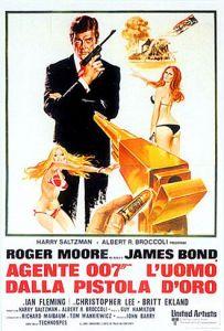 007 -Luomo dalla pistola doro