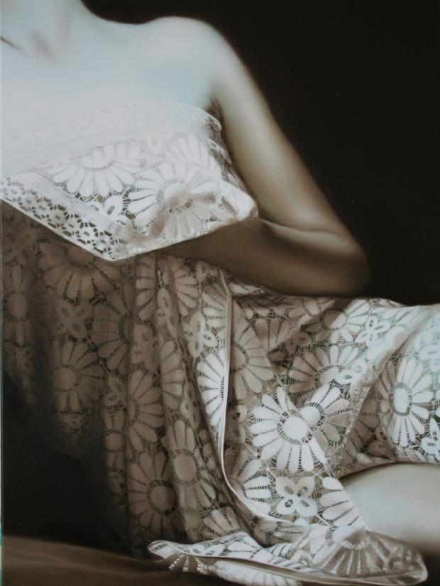 29- Personae11, olio su tela, 40x30, 2014
