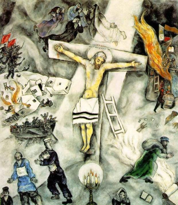 Crocifissione in Bianco