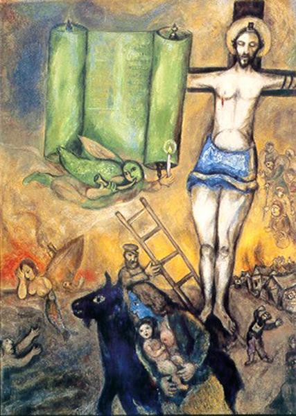 Marc-Chagall-–-Crocifissione-in-giallo-1938-42.-Parigi-Centre-Pompidou