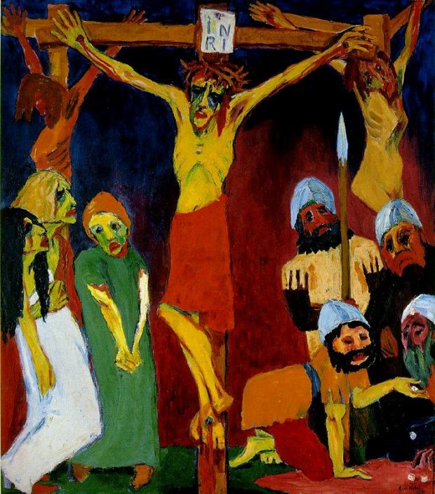 crucifixion-1912