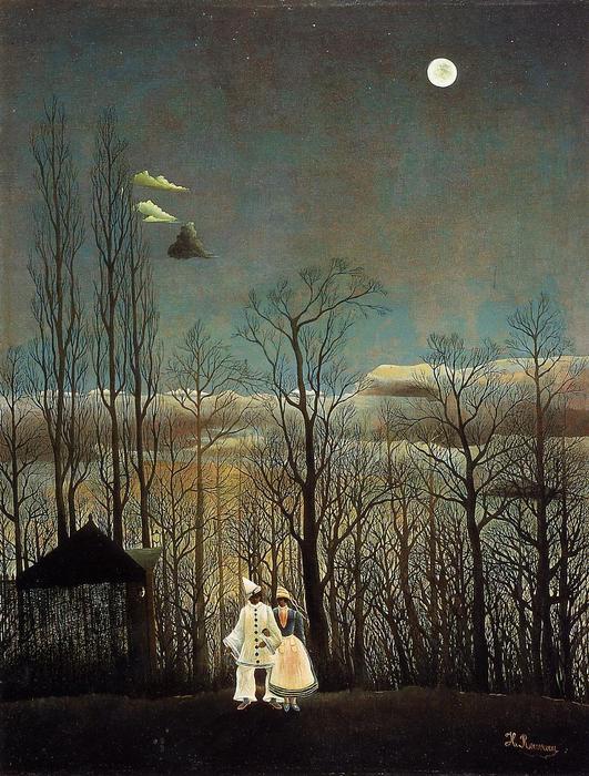 Henri-Rousseau-A-Carnival-Evening