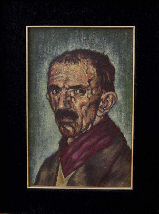 ritratto Antonio Ligabue
